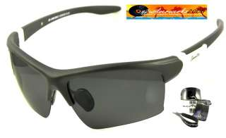 MILITARY SWAT POLICE MENS BLACK POLARIZED SUNGLASSES