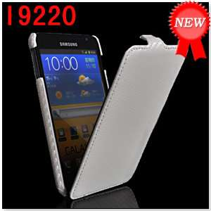 HARD BACK CASE COVER SAMSUNG GALAXY NOTE GT N7000 I9220 WHITE