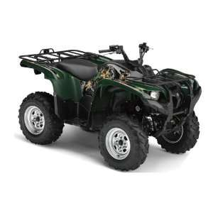Mossy Oak AMR Racing Yamaha Grizzly 700 ATV Quad Graphic