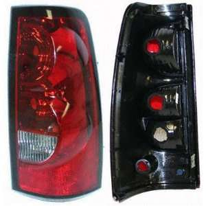 04 05 CHEVY CHEVROLET SILVERADO PICKUP TAIL LIGHT RH (PASSENGER SIDE