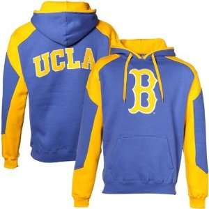 NCAA UCLA Bruins True Blue Gold Challenger Hoody