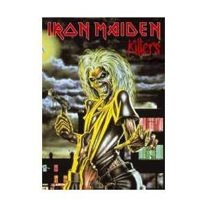 Music   Rock Posters Iron Maiden   Killers Poster   35