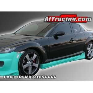 Mazda RX8 03 07 Exterior Parts   Body Kits AIT Racing   AIT Side