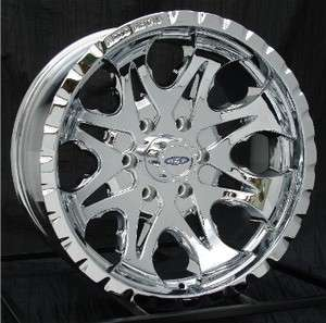 17 inch Chrome Wheels/Rims Chevy Silverado GMC Sierra
