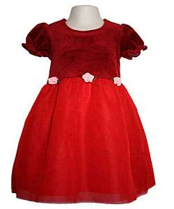 JoJo Designs Baby Girls Holiday Party Dress