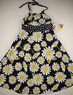 Nwt New Girl Flower Dress Jessica Ann Sz 7 & 8 Rv$34+