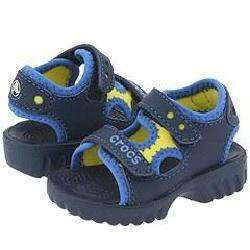 Crocs Kids Otter (Infant/Toddler/Youth) Navy/Sea Blue