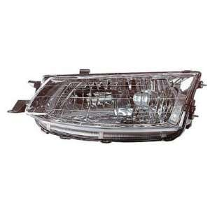 1999 01 TOYOTA SOLARA HEADLIGHT ASSEMBLY, DRIVER SIDE   DOT Certified