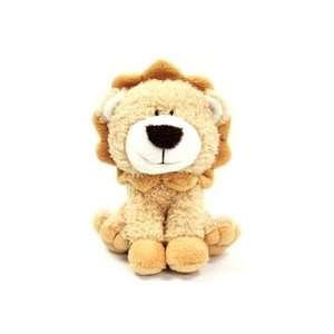 Noahs Friends 7 Gold Lion Baby Rattle   Soft Plush
