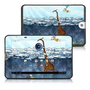 Design Protective Decal Skin Sticker for Toshiba Thrive 10.1 Tablet