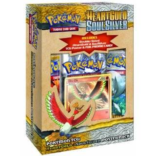 Pokemon Trading Card Game HeartGold and SoulSilver Poster Box   Ho