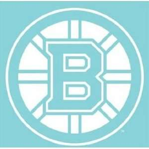 Boston Bruins Hockey NHL   8 WHITE   Vinyl Decal Window