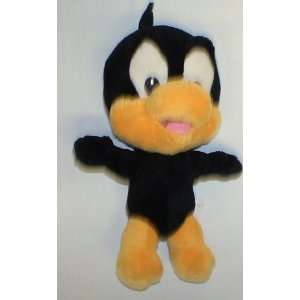 Looney Tunes 8 Baby Daffy Duck Plush Doll Toys & Games