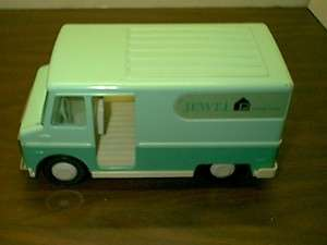 FORD/CHEVY STEP VAN DELIVERY TRUCK JEWEL HOME SHOPPING
