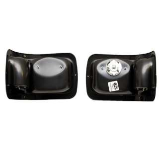 PONTOON BOAT PORT & STBD RUNNING LIGHTS PODS & HORN