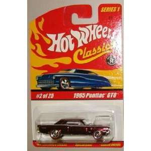 Hot Wheels Classic Series 1 1965 Pontiac GTO #2 of 25 1