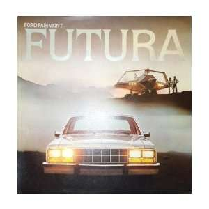 1977 FORD FAIRMONT FUTURA Sales Brochure Literature