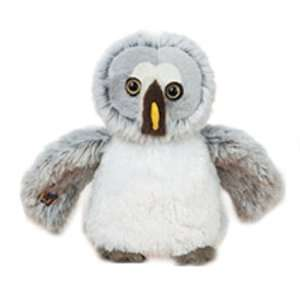 Webkinz Plush Stuffed Animal Grey Owl Toys & Games