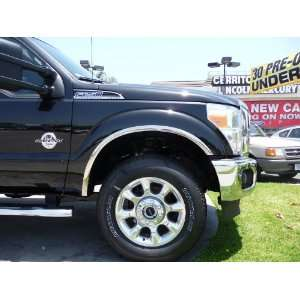 Ford Super Duty Truck 2011 Fender Trim Molding Valutrim