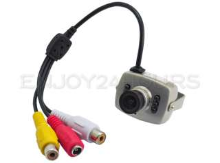 Mini Color CCTV Secruity Surveillance Spy Camera Wired