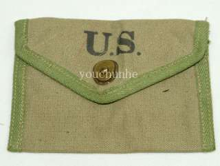 WWII US ARMY FIRST AID POUCH 1943 45401