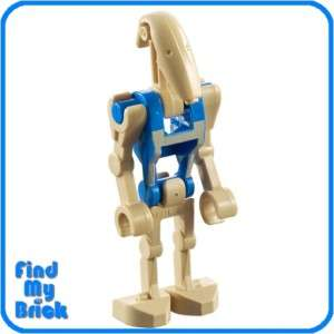 SW504 Lego Star Wars Pilot Battle Droid Minifigure NEW