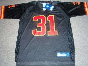 REEBOK NFL KANSAS CITY CHIEFS PRIEST HOLMES JERSEY XL