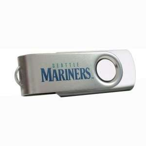 Centon DataStick Swivel MLB Seattle Mariners 16 GB USB 2.0 Flash Drive