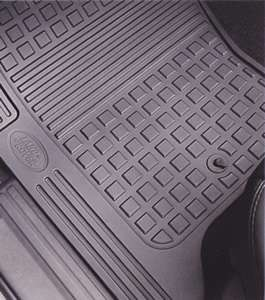 EAH500052PMA   Genuine Land Rover Discovery 3 Rubber Mat Set