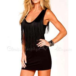 Sexy Women Fashion Party Clubwear Cocktail Lycra Mini Dress BD237 BK