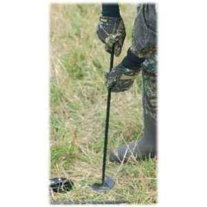 Archery Big Game Auger Stake