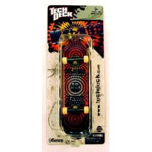 Tech Deck Holiday Exclusive Single Board 18 PLAN B Orange