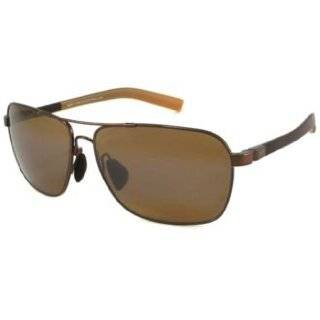 Maui Jim Sunglasses   Freight Trains / Frame Metallic Gloss Copper