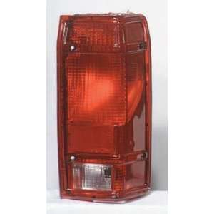 1991 92 FORD RANGER TAILLIGHT, PASSENGER SIDE Automotive