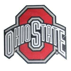 Ohio State High Performance Transfer Decal   Primary Logo