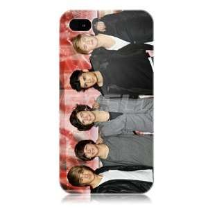 BAND BACK CASE COVER FOR APPLE IPHONE 4 4S Cell Phones & Accessories