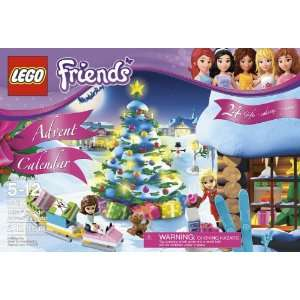 LEGO Friends Advent Calendar 3316 Toys & Games