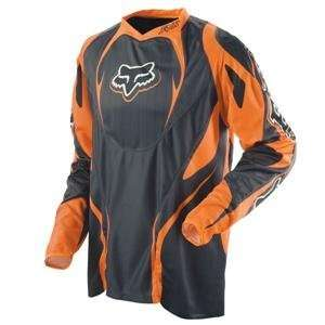 Fox Racing Flexair Jersey   2008   Medium/Orange