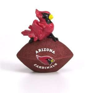 of 4 NFL Arizona Cardinals Football Paperweights