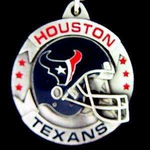 NFL Helmet Key Ring   Houston Texans