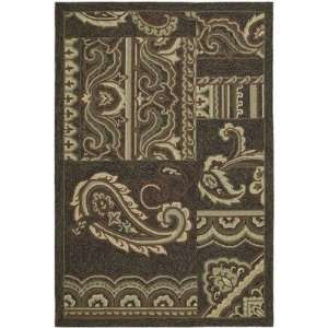 Kaleen 2022 40 Home and Porch Dutch Island Chocolate
