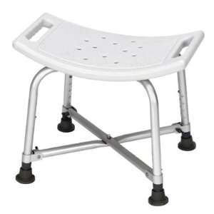 Bariatric Heavy Duty Shower Bench w/out Back Health
