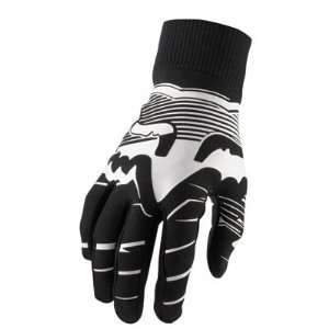 Fox Racing Mudpaw Gloves 2012 Small Speedy Black