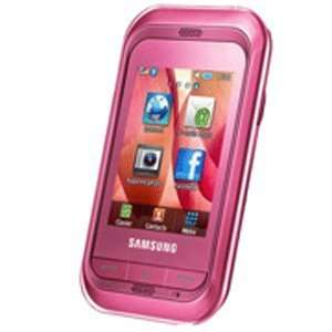 New Unlocked International Touch Screen Gsm Phone (Pink) Electronics