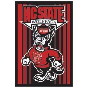 NCAA North Carolina State Wolfpack Button Sports
