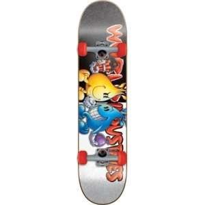 World Industries Flame vs Willy Complete Skateboard   7 x