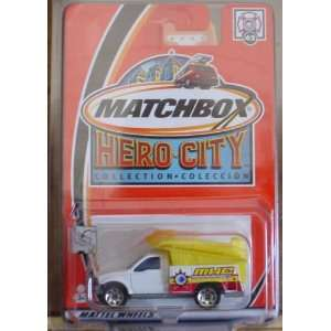 Matchbox Hero City Ford F Series PickUp Treasure Hunt