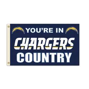 BSS   San Diego Chargers NFL Youre in Chargers Country 3