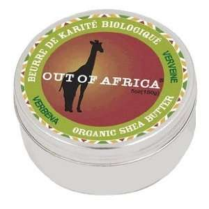 Out of Africa Shea Butter Tin 5oz   Verbena Beauty