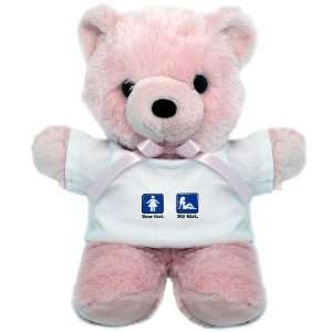 Teddy Bear Pink Your Girl My Girl